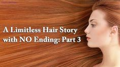 HAIR STORY CONTINUES for All Ages.... A Limitless hair story with no ending Part 3 - takes it to the next level .  #hairstory #hairstories #hairtrends  #shampoo #hairwig #hairsalon #addinghair #hairhealthbeauty #healthlyhair #hairstyles #longhair #invisablend #hairstranding #hairloss #hair #alopecia #thinninghair