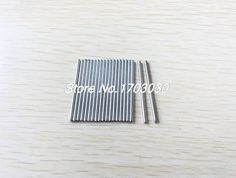 20pcs Silver Tone Stainless Steel 50 x 2.5mm Round Rod Shaft for RC Model #Affiliate