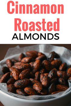 Cinnamon Roasted Alm