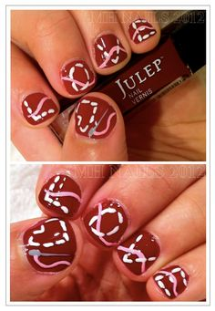 Julep #NOTD: Love Stitching #nails