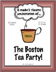 boston tea party research paper