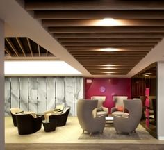 Breakout Area - Boodle Hatfield - London Offices #Office