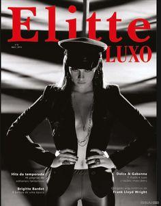 Edição n.8 da revista elitte luxo.