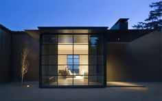 Olson Kundig Architects, Portland, Oregon. Tom Kundig Architect.
