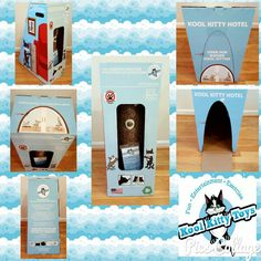 Kool kitties luv our new Kool Kitty Hotel packaging we created for our Furniture Protector Scratchers!  Recyclable and Patent pending!  Endorsements include: #thepawproject #theconsciouscat #thebrodiefund #fancycatsrescueteam #thecontentedcat #andeebingham  Every product is made in the USA by Disabled Veterans! 315-209-5444 or koolpets@koolkittytoys.com  Our NEW website: www.koolkittytoys.com  #dog #cat #pa #DC #MD #VA #LA #cats #kitties #kittens #pets #animal #catsofinstagram #catsoftwitter