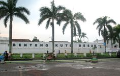 benteng kuto besak Palembang, Places To Visit, Street View, Places Worth Visiting