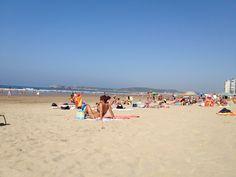 Playa de Salinas / San Juan de Nieva en San Juan de Nieva, Asturias