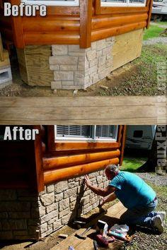 15 best house skirting images exterior homes house skirting diy rh pinterest com
