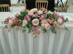 Σύνθεση Νυφικού Τραπεζιού Easy Wedding by Fey's Style