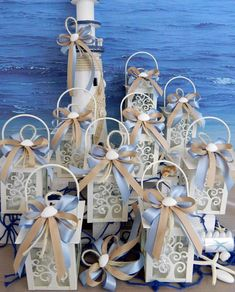 Wedding Boxes, Wedding Favors, Nutella Recipes, 60th Birthday, Party Themes, Shabby, Baby Shower, Table Decorations, Confirmation