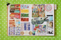 The Glue Book Adventure Continues Art Journal Inspiration, Journal Ideas, Creative Journal, Magazine Images, Magazine Art, Glue Book, Handmade Notebook, Book Quilt, Smash Book
