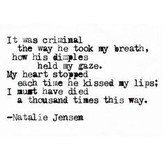I swear it stopped... ❤