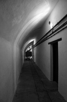 Jersey War Tunnels, Underground Hospital HO8 on the Island of Jersey