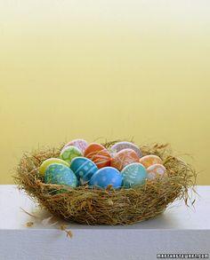 Tutorials: Egg dyeing 101