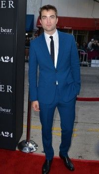 Rob at the LA premiere of 'The Rover', 6-12-14 (277)  tall, dark, and handsome!