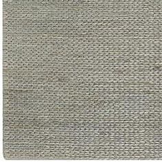 Hand-woven Grey Natural Fiber Jute Braided Texture Priam Rug (5' x 8') $108.99