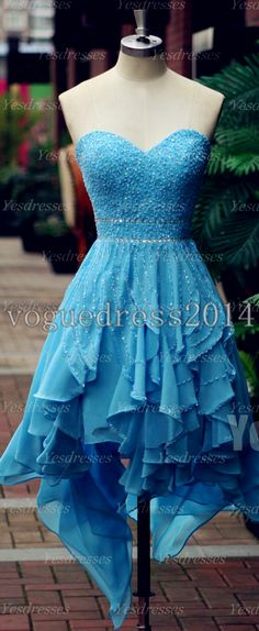 THIS IS SO PRETTY!!!!!!! #promdress