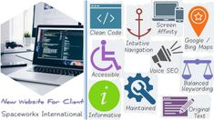 PJ SEO Specialists – A web designing company capable of creating high quality sites and E-commerce portals in India. Made a new website for client – Spaceworkx… Website Analysis, Seo Specialist, Website Ranking, Building A Website, Web Design Company, Web Development, Digital Marketing, Presentation
