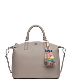 Tory Burch Multi-color Small Slouchy Satchel