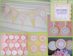 """""""12 Pink & Yellow Vintage CIrcus Girl Theme Birthday Cupcake  or Cake Toppers - Ask About our Party Pack Sale - Free Shipping Over 25.00. $12.00, via Etsy.""""  Should I pay for these things or use a freebie?"""