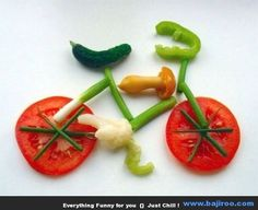Funny Food Art You Can Try at Home (36 Photos)    Great idea !