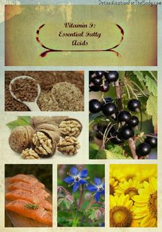 Essential Fatty Acids: the Good Fats That Promote Natural Health and Well-Being