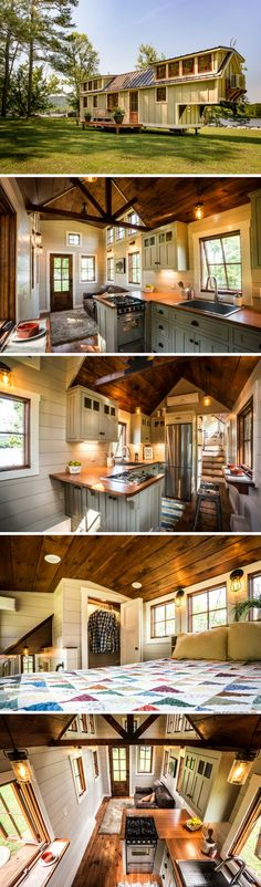 The Denali by Timbercraft Tiny Homes