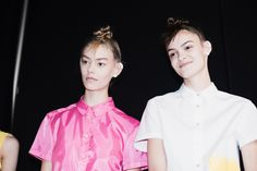 Marc by Marc Jacobs shows at Pier 94 for the Spring 2015 collection