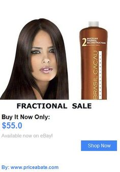 Hair Beauty: Cadiveu Brasil Cacau Brazilian Keratin Hair Treatment Fractional Sale BUY IT NOW ONLY: $55.0 #priceabateHairBeauty OR #priceabate