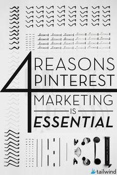 4 Reasons Pinterest Marketing Is Essential