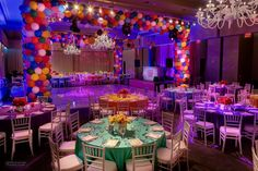 Candy Land Theme Party by Caplan Miller Events