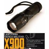 Lanterna Policial Tática Militar X900 Original Jyx