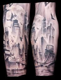 Gotham City Tattoo
