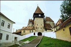 Book your Easter holiday at Bazna, in Sibiu, Romania. Plenty to see!