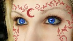 House of Night - Stevie Rae eyes