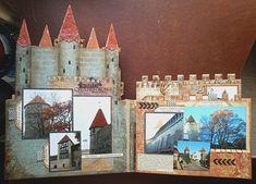 """Paper Scraps: СП """"Город из Старой сказки"""", IV Этап - финал"""