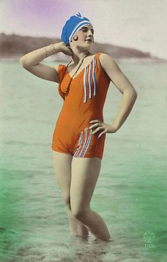 1920's Beach Postcards - Google Search