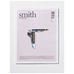 Smith Journal Volume Three (12 CAD) ❤ liked on Polyvore featuring fillers, magazine, misc and purple