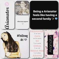 I just made this edit. I'm a proud arianator! ~ YAAASS #ARIANATOR4EVA ~ A PROUD AND HAPPY ARIANATOR IS A TRUE ARIANATOR!!! A FAKE ARIANATOR AIN'T AN ARIANATOR!!!