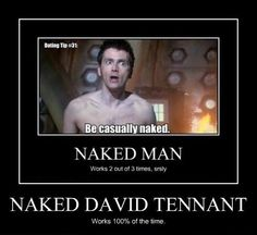 Doctor Who (David Tennant!) + HIMYM = Win!