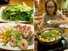 The Foodie tour on Saigon Street - Sea food