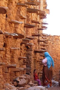 Ancient Berber(an ancient[around ancient Roman times] ethnic group/ language/culture-Berber- indigeneous to Morocco, Algeria,etc.) Storage House...