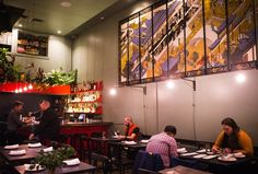 Lionhead -- Jerry Traunfeld's take on Sichuanese, next to Poppy on Capitol Hill #seattle