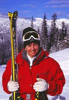 Nancy Greene - Team Canada 1968 - Google Search