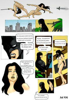 Trinity Alternative page 1 by Adi-Herawan on DeviantArt