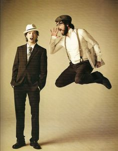 Flight of the Conchords -- Love these guys, so funny