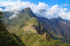 I'm not even sure why we initially decided to hike up Huayna Picchu.    I certainly knew nothing of the amazing view in store at the top. I rarely ever go out of my way to climb