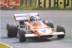 1972 Jackie Ickx , Ferrari 312B2