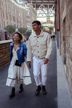 The best street style looks from MBFWA 2019 opening day | Husskie