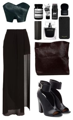 """///"" by mimiih on Polyvore featuring Jonathan Simkhai, Acne Studios, Laurence Dacade, NARS Cosmetics, rag & bone, Aesop and Givenchy"